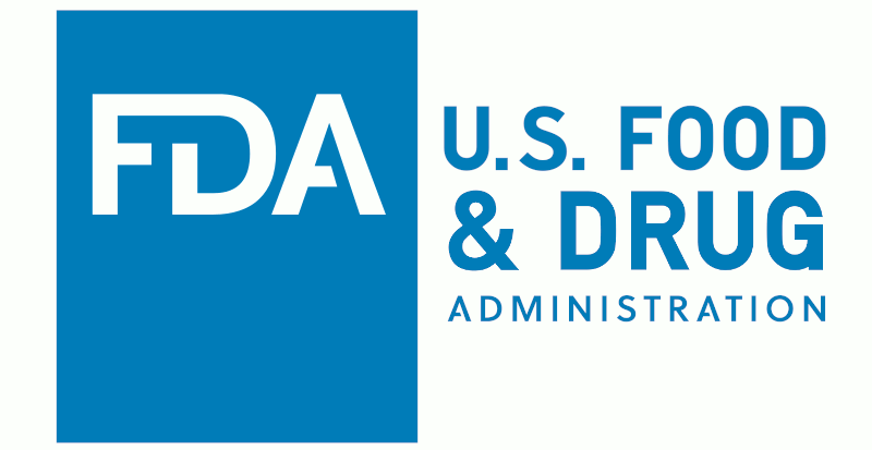 Logo: FDA