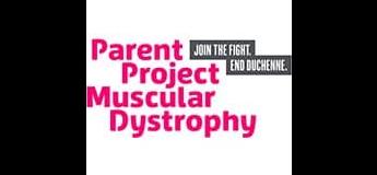 Logo: Parent Project Muscular Dystrophy