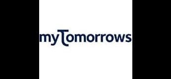 Logo: myTomorrows