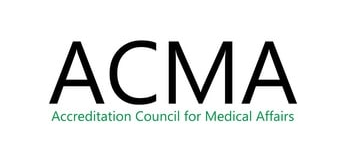 Logo: Accreditation Council for Medical Affairs
